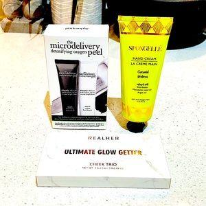NEW 3 Piece Skincare Makeup Bundle NWOT